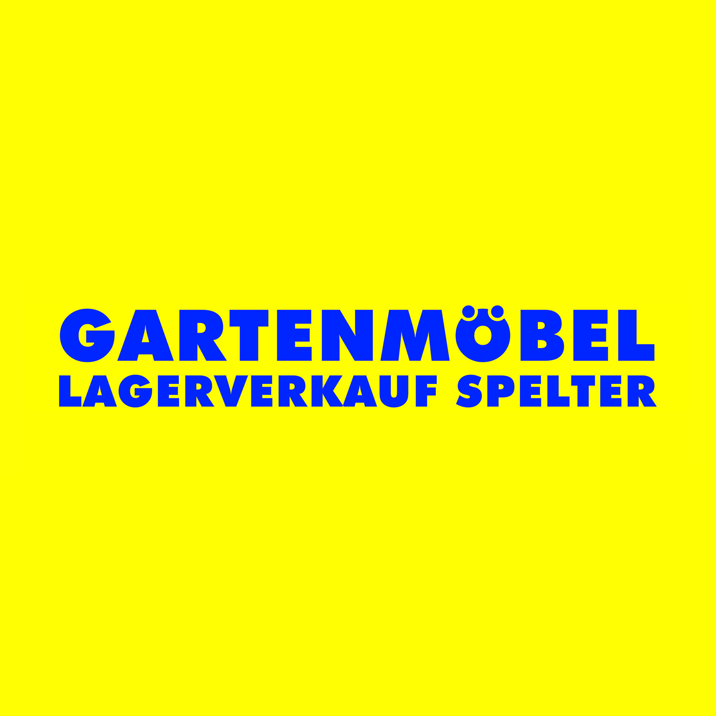 Gartenmöbel Lagerverkauf Spelter in Neuss Hoisten